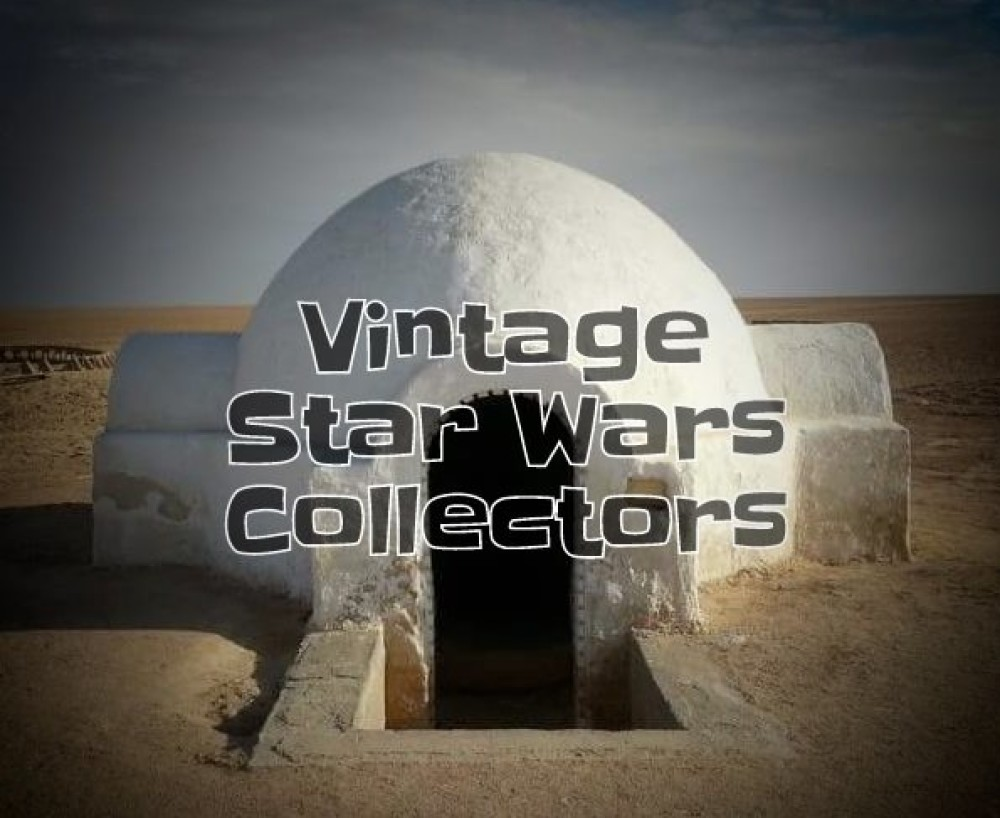 VINTAGE STAR WARS COLLECTORS