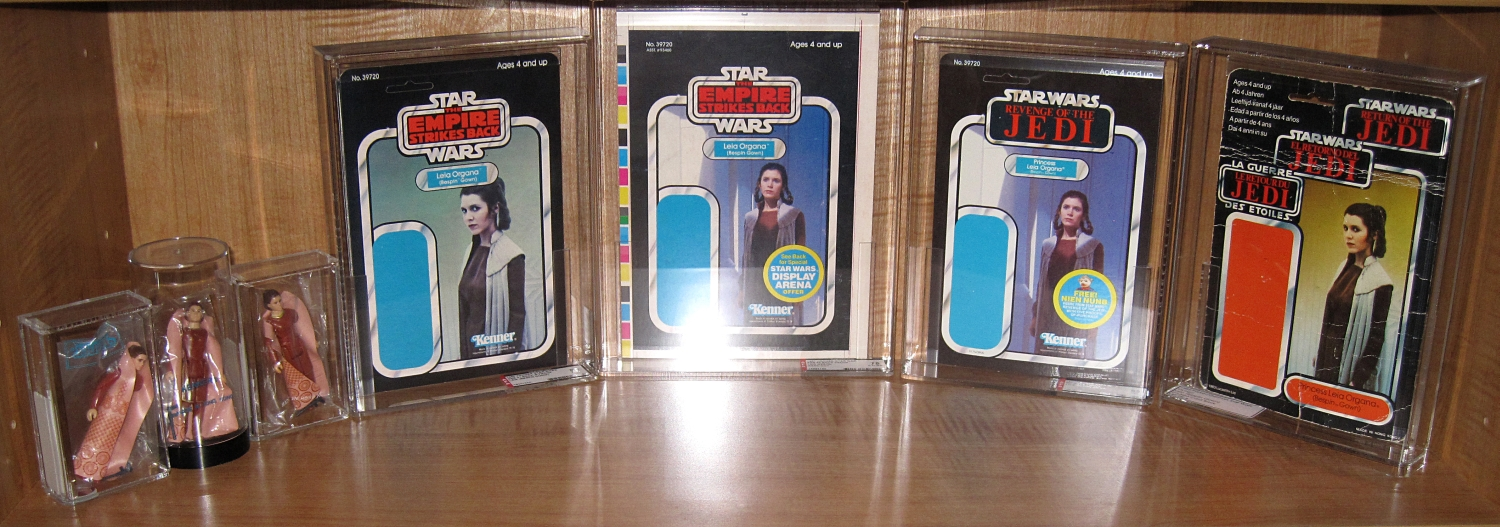 leia bespin 3 proofs and baggies