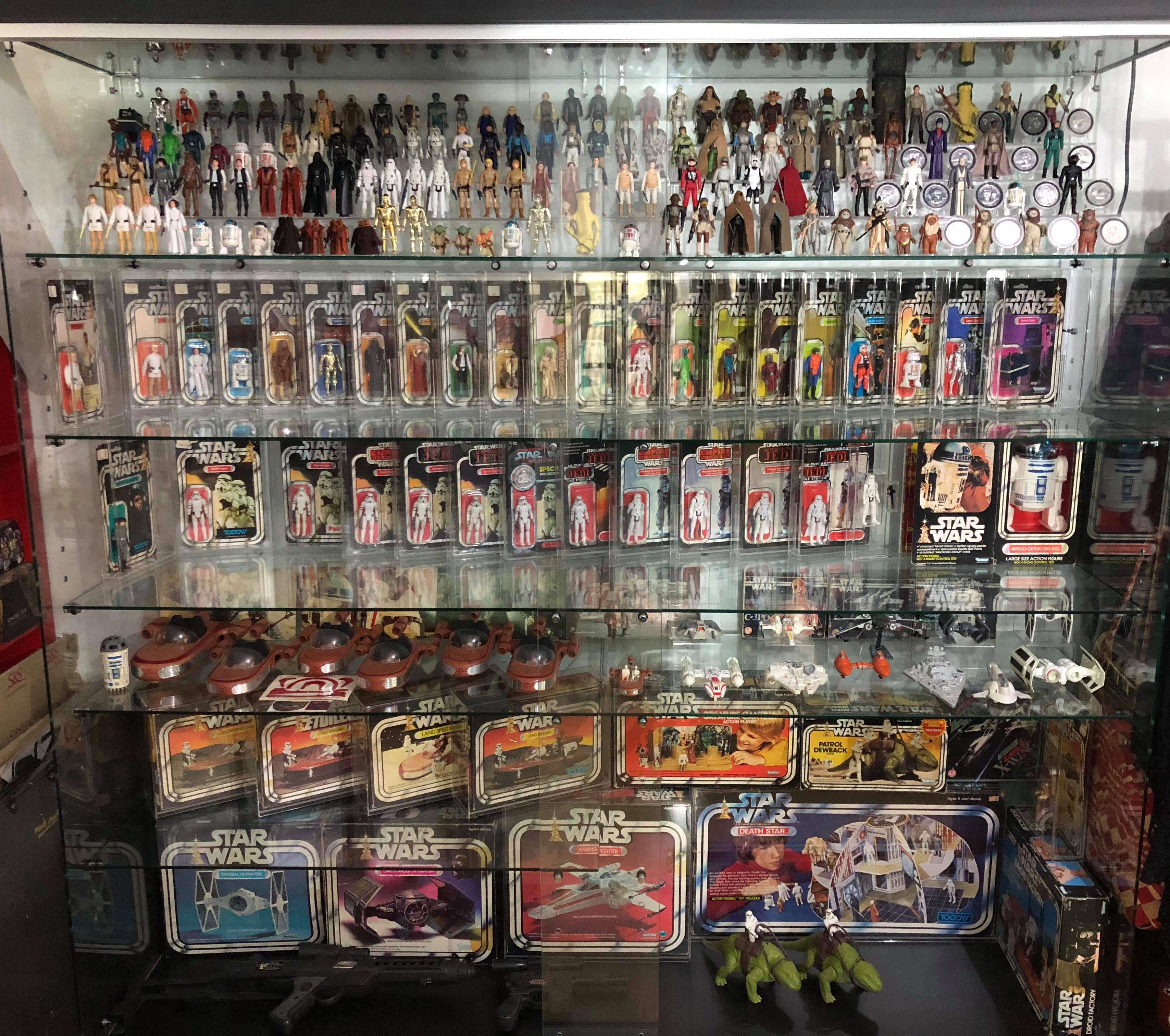 Celebrity Items - Star Wars Collectors Archive