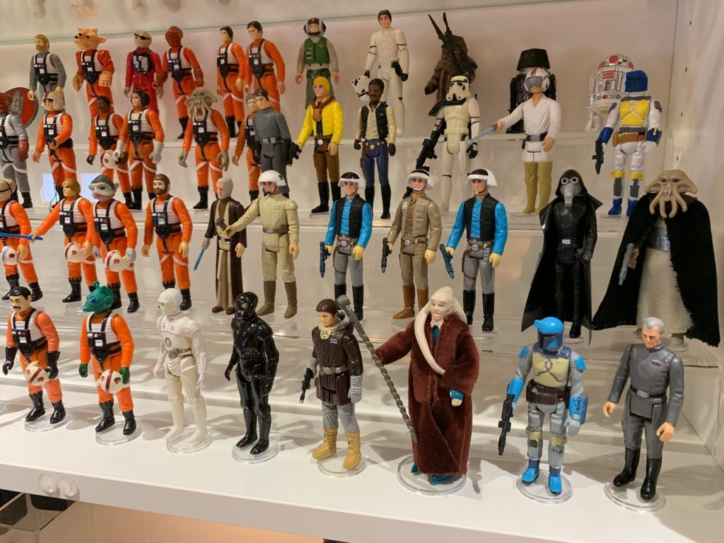 Vintage Star Wars Figures B Please choose from selection