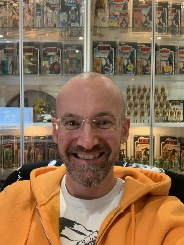 VINTAGE STAR WARS COLLECTORS | A blog by a collector about